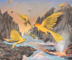 Goldbird Variations (R)