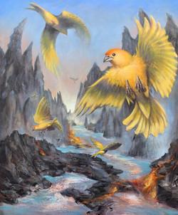 Goldbird Variations (L)