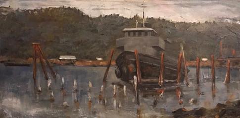 18. Willamette Boat