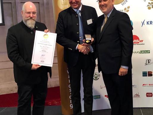 Världens Bästa Öl , The Brewing Industry International Awards!