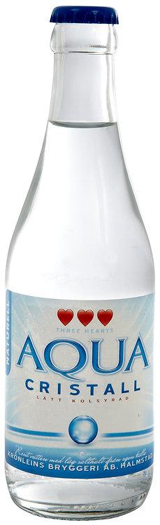 Aqua Cristall Naturell 33cl