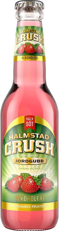 Halmstad Crush Jordgubb Alkoholfri 33cl