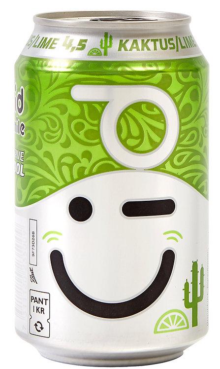 Cid Kaktus/Lime 4.5% 33cl
