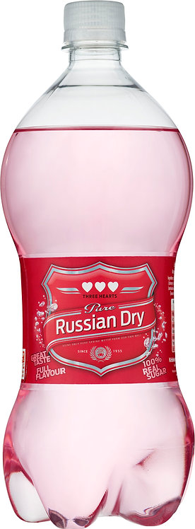 Three Hearts Russian Dry 1L