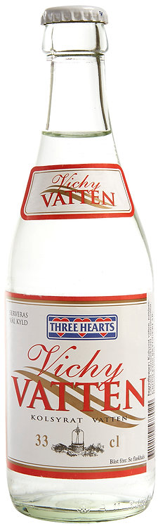 Three Hearts Vichy Vatten 33cl