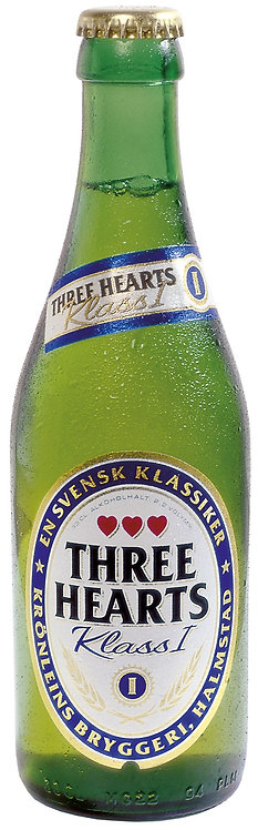 Three Hearts 2.2% 33cl