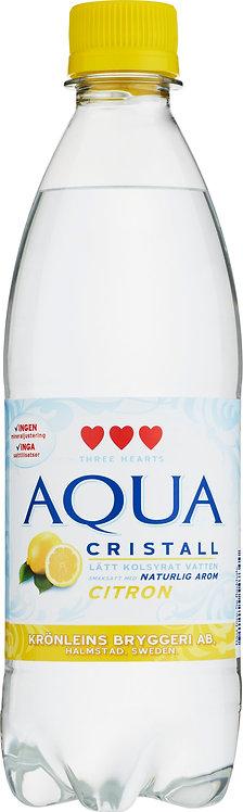 Aqua Cristall Citron 50cl