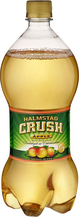 Halmstad Crush Äpple 0% 1L