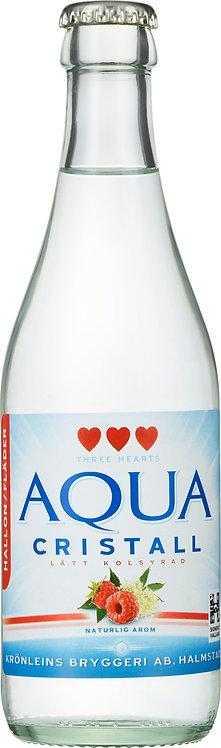 Aqua Cristall Hallon/Fläder 33cl