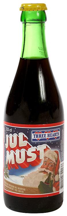 Three Hearts Julmust 33cl