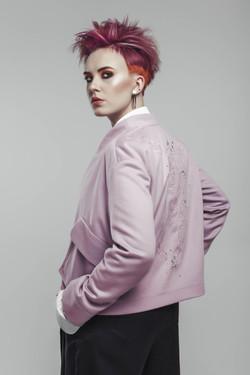 Duglas hairsalon photoshoot A/W2017
