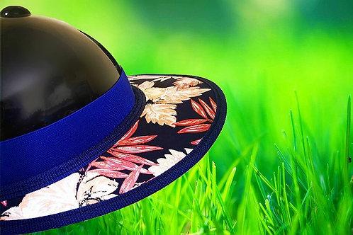 Floral Helmet Extender