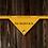Thumbnail: Yellow Mood Bandana