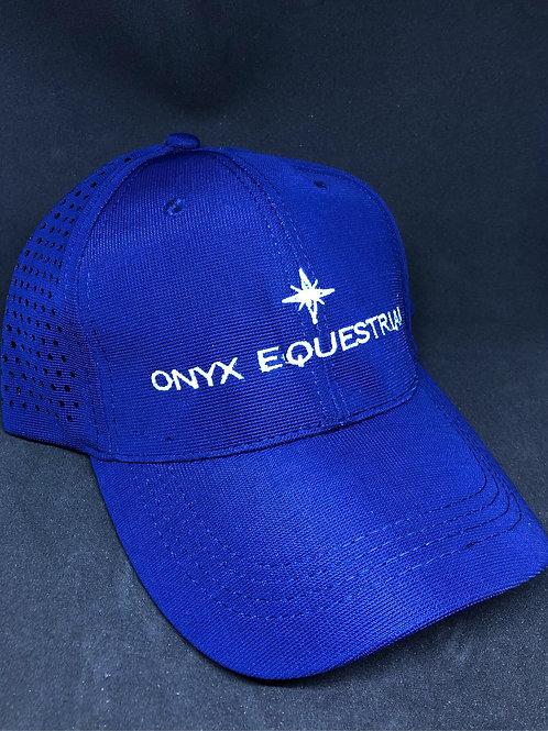 Blue Vented Onyx Cap