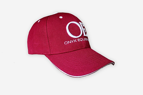 Maroon OE Cap
