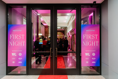 Art Museum Opening Night Gala