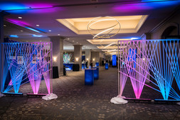 The Entrance to the Spotlight Gala