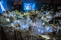 An Elegant Dining Experience at the Gala