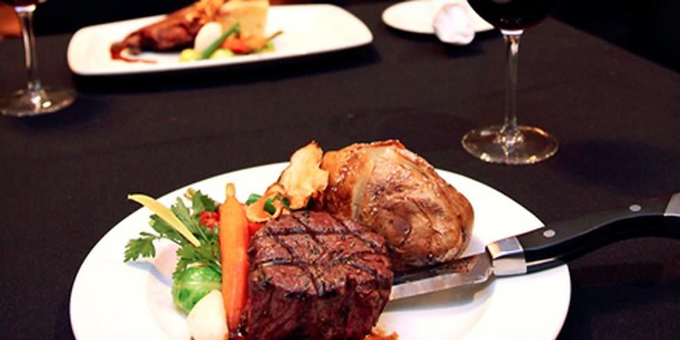 7.5 Summerlicious @ Quionn's Steakhouse & Bar