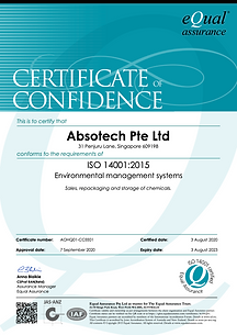 AOHQ01-CCEE01 Certificate of Confidence