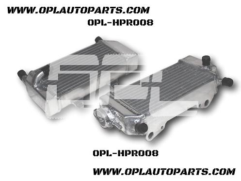 HPR008 Aluminum Radiator for 2004-2009 Honda CRF250R & CRF250X (Left+Right)