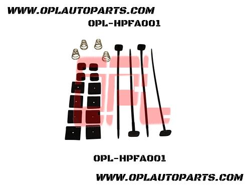 HPFA001  Fan Tie Strap Kit