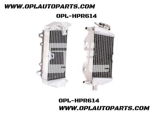 HPR614 Radiator for  Kawasaki KX125 & KX250 1994-2002 (Left+Right)