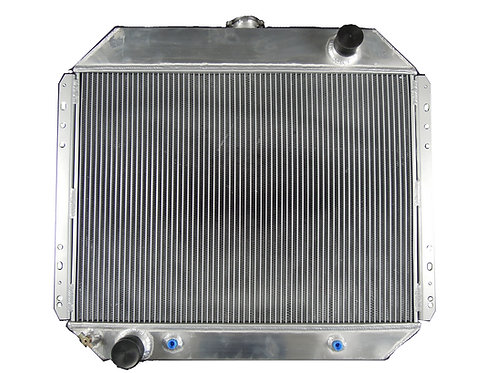 HPR413 RADIATOR FOR 1966-1972 67 68 69 70 71 72 Ford F-100 F-150 F-250 Bronco