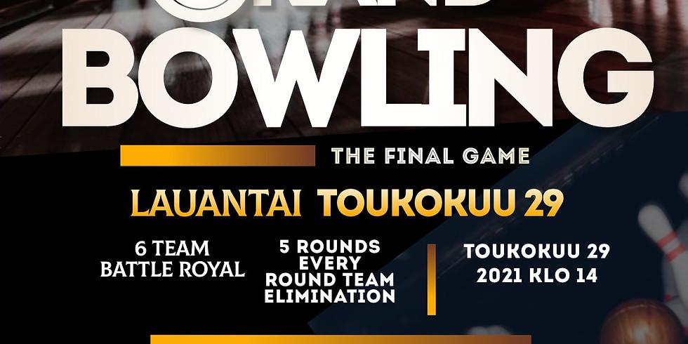 PUULAAKI GRAND BOWLING 2021-Tournament