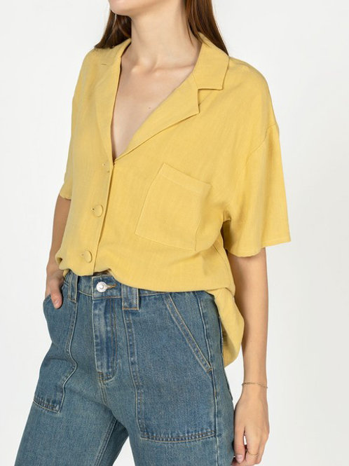 Linen Blend Shirt