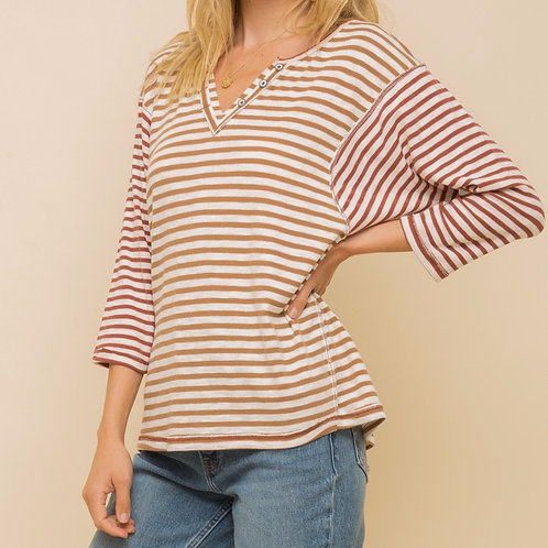 Perfect Stripe Top