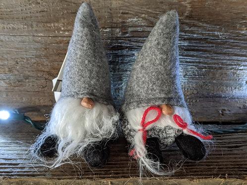Plush Gnome Boy and Girl