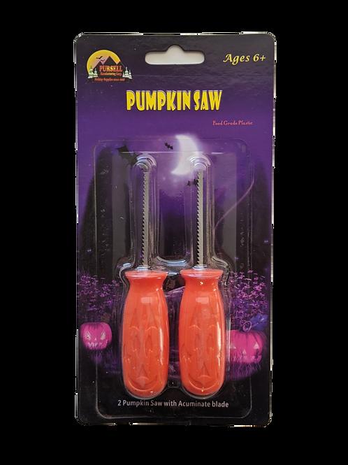 Set of 2 Pumpkin Saws