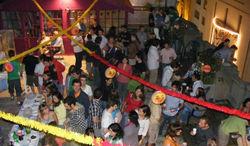 Terrace Party!