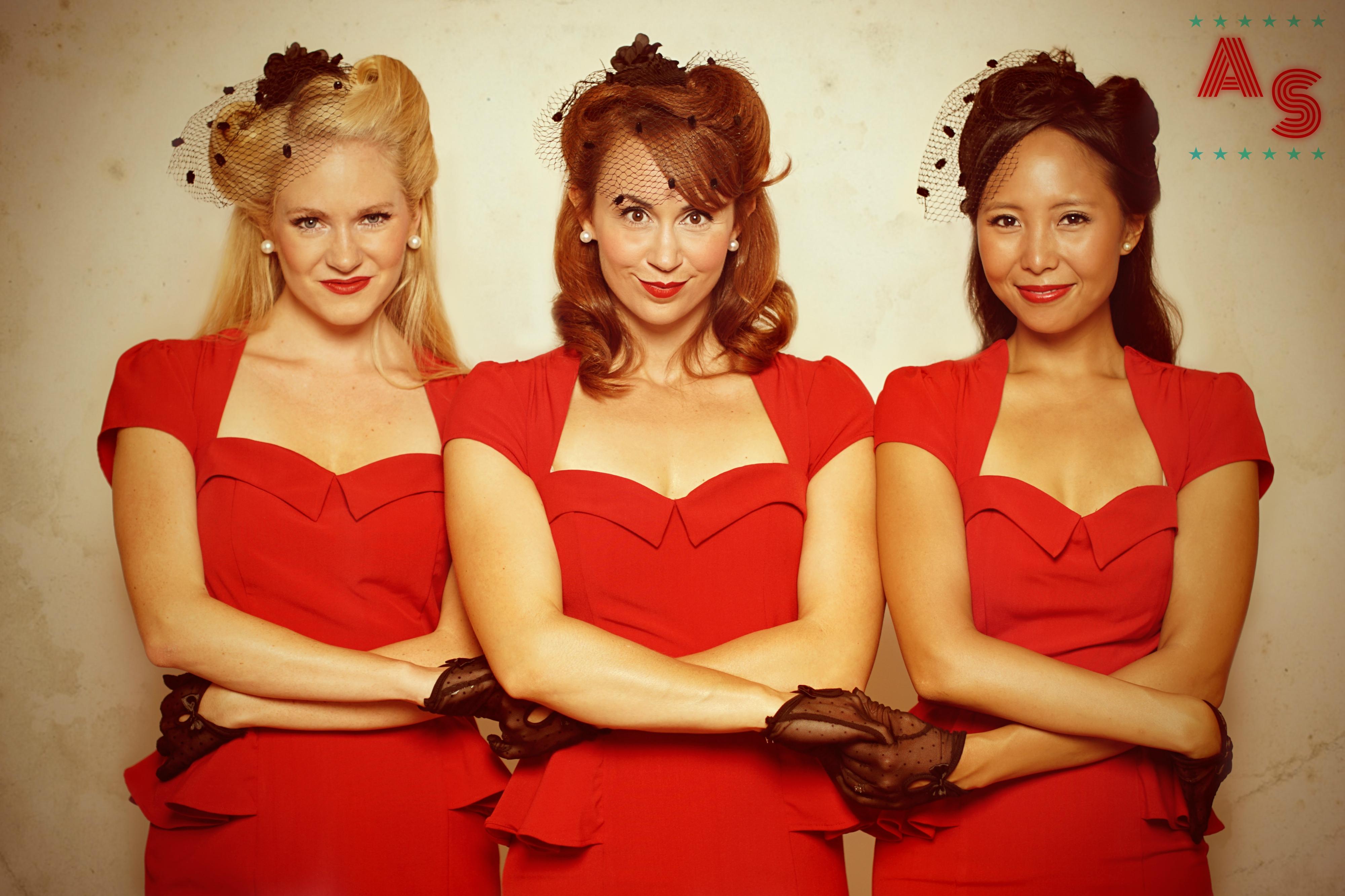Marissa, Ashleigh, and Emily