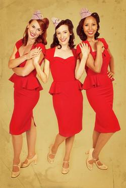 Ashleigh, Sarah, and Emily