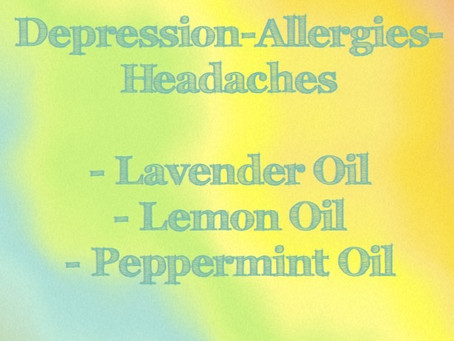 Depression-Allergies-Headaches