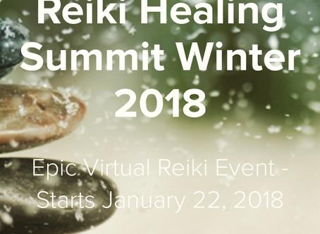 Free Reiki Healing Summit!