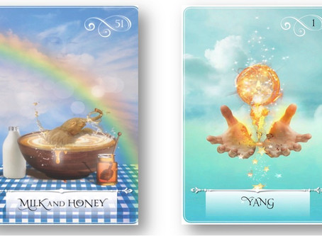 New Moon Energy Reading - Acceptance is the first step to freedom..