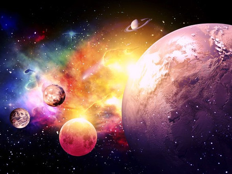 """5 Planets in retrograde - """"The Soul's Mission"""""""