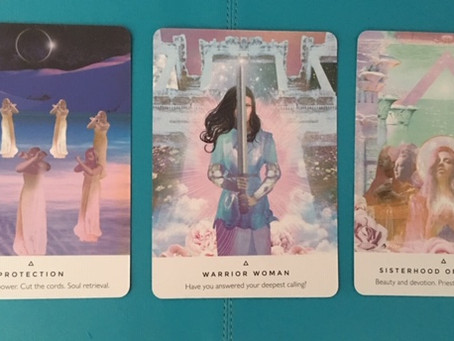 Full Moon in Capricorn Oracle Card Reading