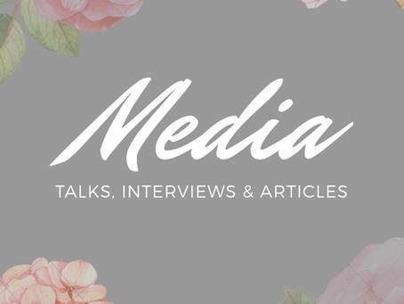 Media - Videos, Talks & Articles