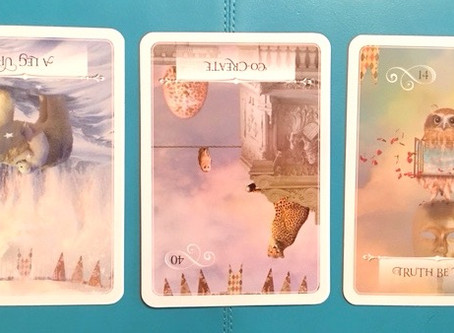 Oracle Card Reading for the week of April 23rd