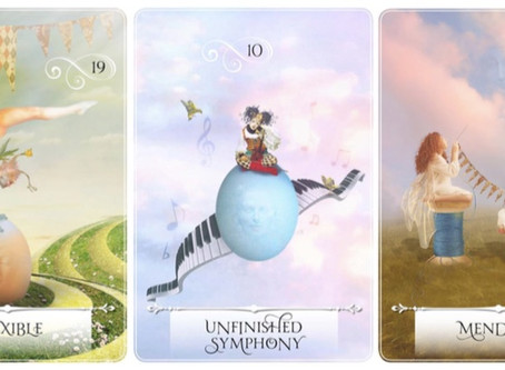 Full Moon in Sagittarius Reading - Freedom in the unknown