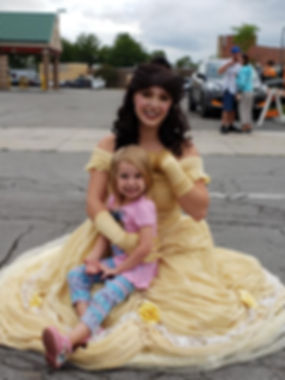 Beauty Princess - A Dream Is A Wish Entertainment Event Photo