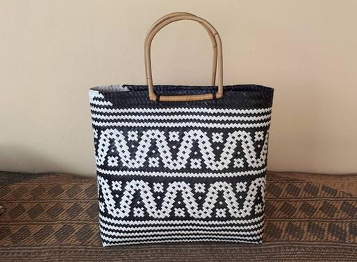 Collaboration: Helping Hands Penan - Basket Weaving