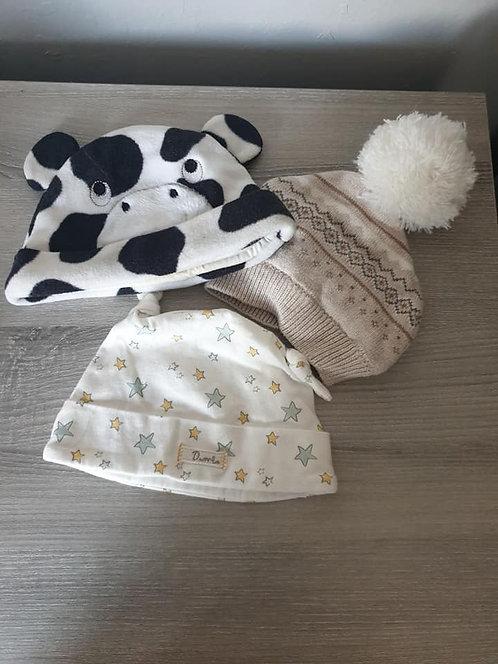 0-3 months hat
