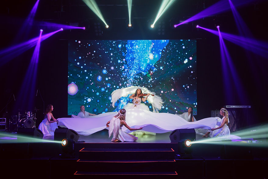 новый год шоу-балет спб снежная королева