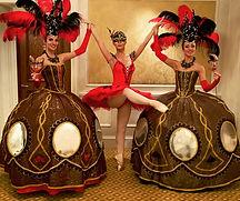"""шоу-балет""""АНФЕЯ""""балерина"""
