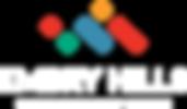 EHUMC Logo White Text.png